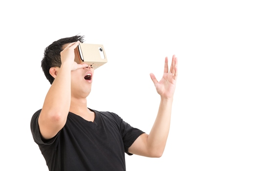 Entwicklung Virtual Reality Apps